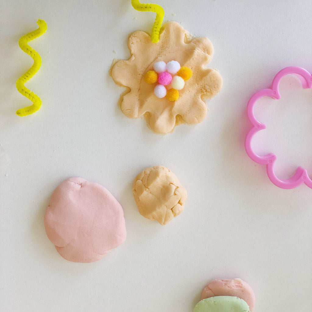 fun with playdough