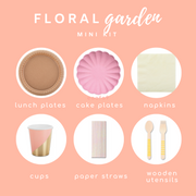 Party Kit - Floral Garden