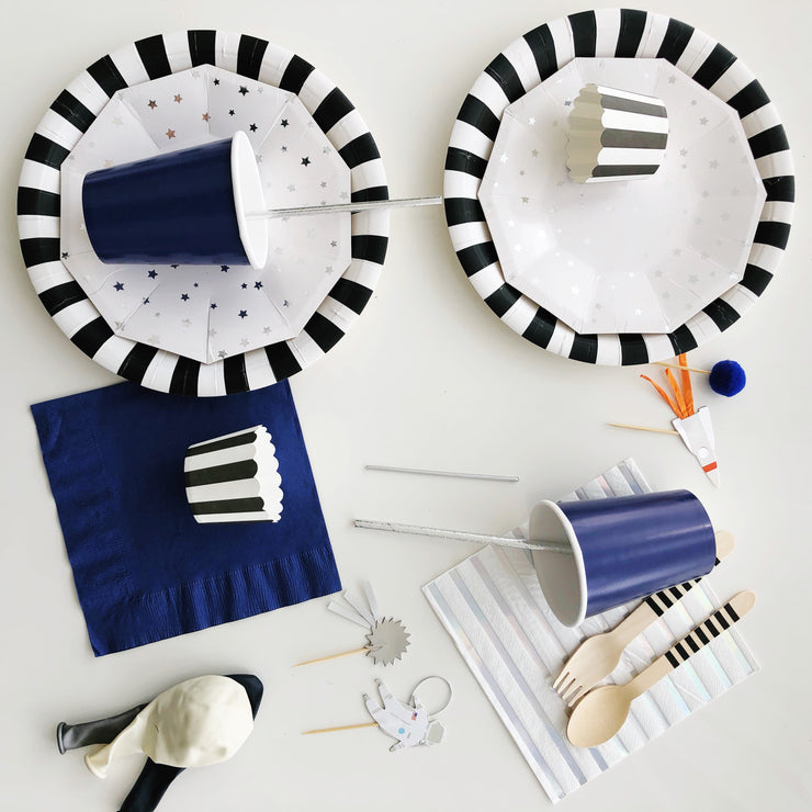 Party Napkin - Navy