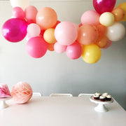 Party Balloon Garland - Sweet Sunrise - DIY Kit
