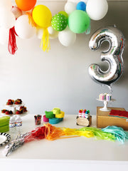 Party Balloon Garland - Rainbow Dreams - DIY Kit