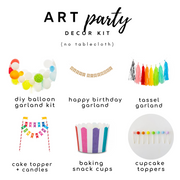 Party Kit - Art Party