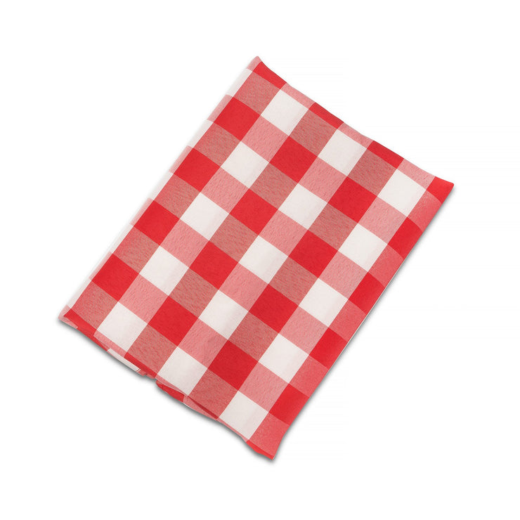 Table Runner - Red and White - Red Gingham