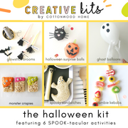 Creative Kit - PRESALE - The Halloween Kit