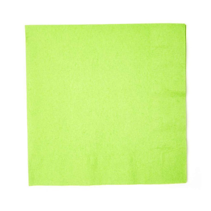 Party Napkin - Lime Green