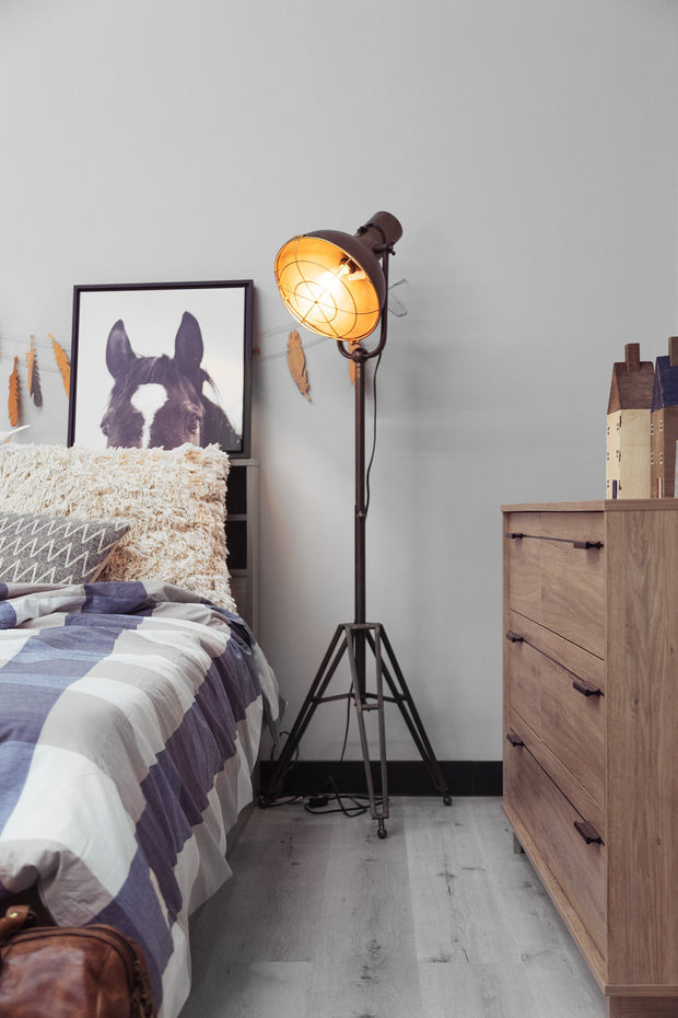 Floor Lamp - Metal