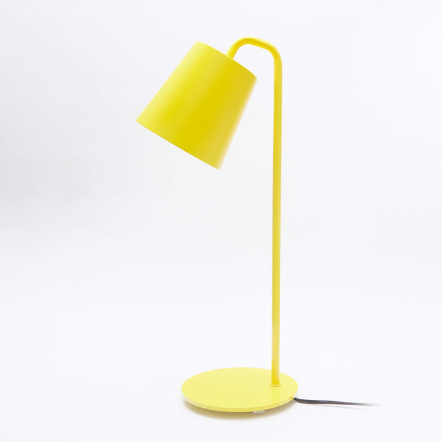 Yellow LED Table Lamp