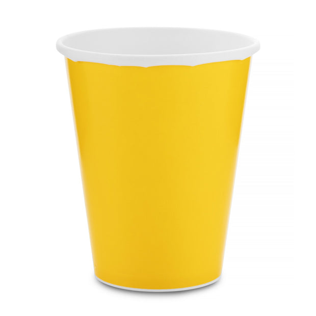 Party Paper Cup - Yellow
