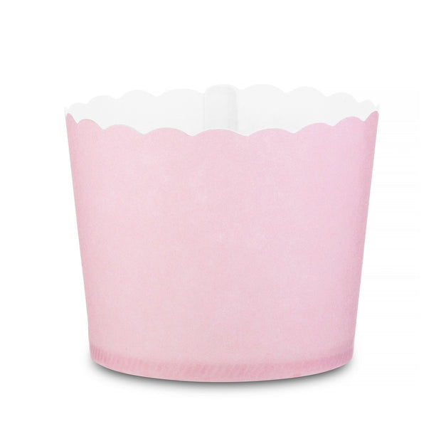 Snack Baking Cups, Pink