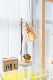 Table Lamp - Copper