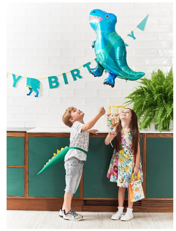 Party Balloon - Dinosaur Mylar