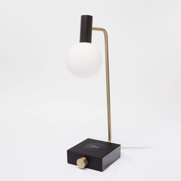 Light Orb LED Table Lamp