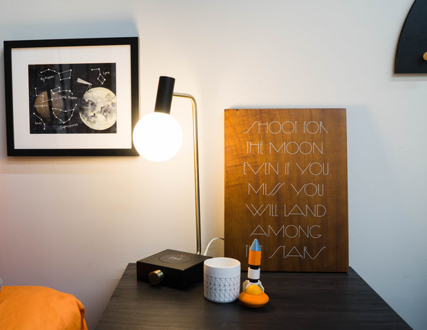 Table Lamp - Light Orb LED