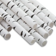 Party Paper Straw - Birch Print