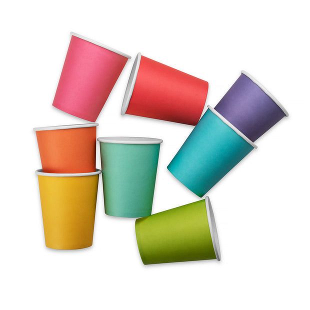 Party Paper Cup - Rainbow Color