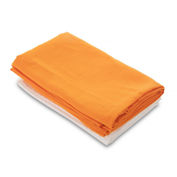 Sheet Set - Cotton Twin Orange