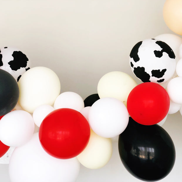 Party Balloon Garland - On The Farm - DIY Kit