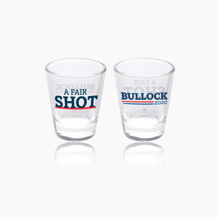 Fair Shot Glass