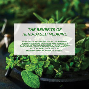 The Benefits of Herb-Based Medicine