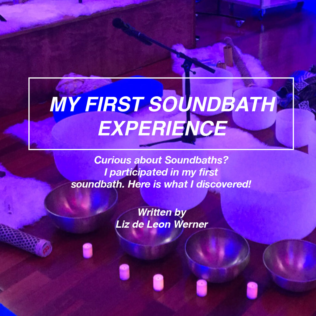 My first Soundbath experience