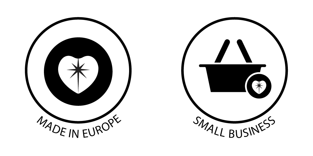 Made in Europe, Small business icons for LEON NORD Activewear