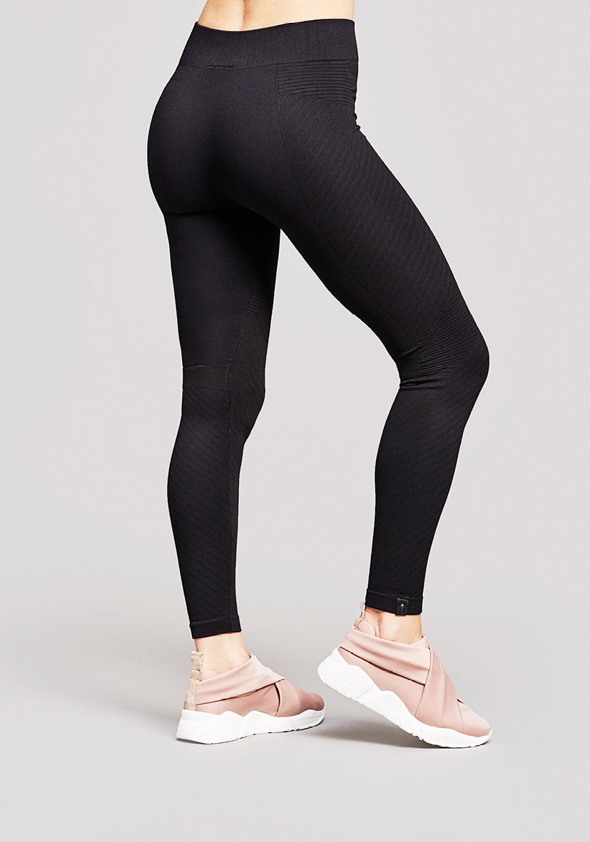 Antares Moto Seamless leggings - Galactic Black - Sold Out