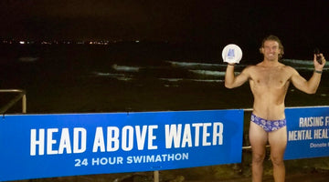 Head Above Water | 24 Hour Swimathon
