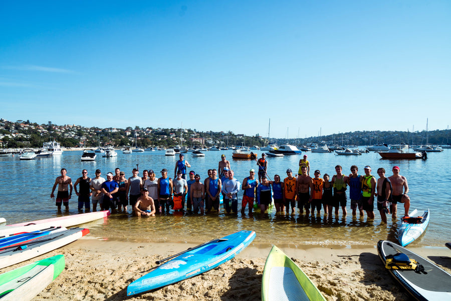 Unconventional Balmoral SUP X Report plus a Coach Casey Clinic