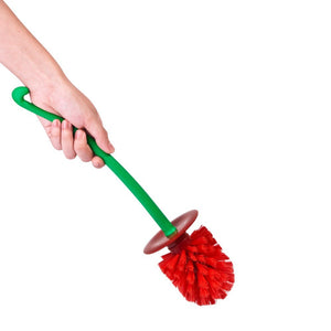 Creative Cherry Shape Toilet Brush Lovely Cleaning Brush Dusty Brush Cleaning Tool For Toilet