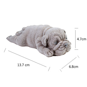 Cute Dog Silicone Mold Mousse Cake 3D Shar Pei Mould Ice Cream Jello Pudding Blast Chilling Tool Fondant Decoration