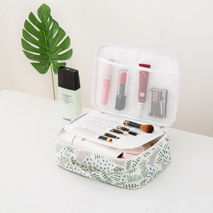 Travel Storage Bags Portable Cosmetic Bag DIY Organizer Makeup Bag For Women make up Men Shaving Kit