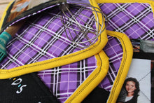 Load image into Gallery viewer, Permanent Preorder - Coords - Plaid - Purple