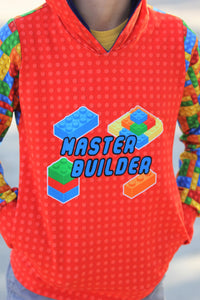 "Gaming - Panel Blocks ""Master Builder"" Bold"