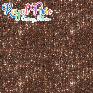 Permanent Preorder - Pixie Glitters - Brown