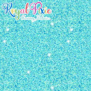 Permanent Preorder - Starry Glitters - Cyan