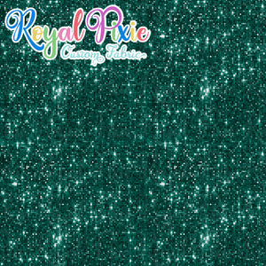 Permanent Preorder - Pixie Glitters - Dark Green