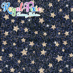 Permanent Preorder - July 4 - Glittery Flag Stars
