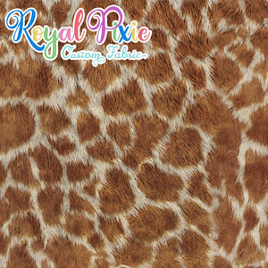 Permanent Preorder - Coords - Animal Prints - Giraffe