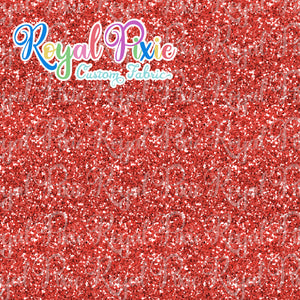 Permanent Preorder - Glitters - Red