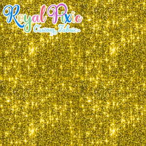 Permanent Preorder - Pixie Glitters - Gold