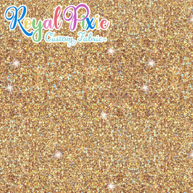Permanent Preorder - Starry Glitters - Gold