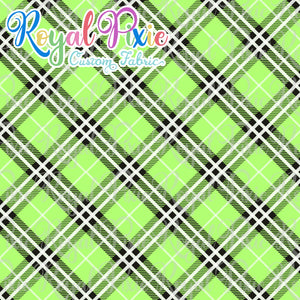 Permanent Preorder - Coords - Plaid - Green