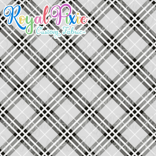 Permanent Preorder - Coords - Plaid - Grey