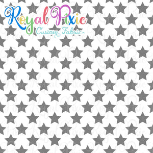 Permanent Preorder - Stars with White - Grey - RP Color