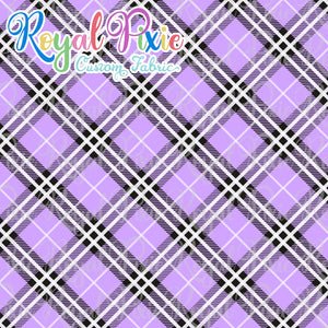 Permanent Preorder - Coords - Plaid - Lavender