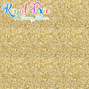 Permanent Preorder - Glitters - Light Yellow