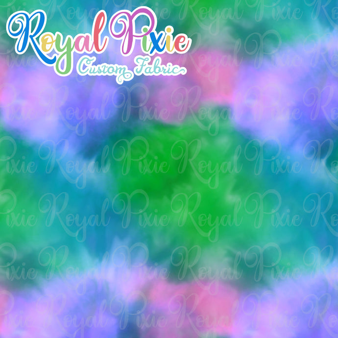 Permanent Preorder - Coords - Tie Dye New Springtime