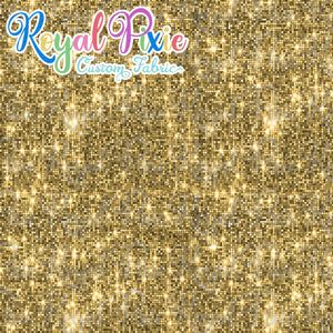Permanent Preorder - 50th - Pixie Glitter - Gold