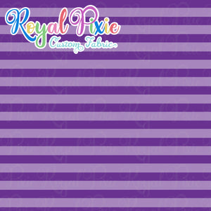 Permanent Preorder - Stripes Monochrome - Purple - RP Color
