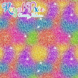 Permanent Preorder - Starry Glitters - Rainbow Bright Patches